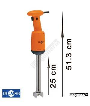 Turmix industrial IRTF251 con BRAZO FIJO.