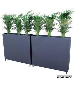 Biombo jardinera con desagüe CVSEPM100H