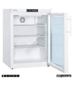 Refrigerador farmacia puerta cristal FGMKUV1613