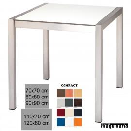 Mesa compact hostelería para terraza 4R40