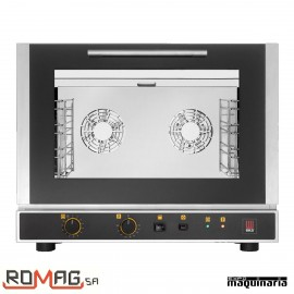 Horno de convección eléctrico RM411.3+GRILL