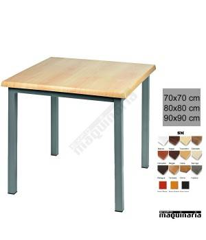 Mesa bar apilable 3R510SM hostelería