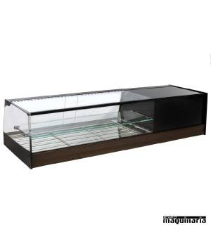 Vitrina doble refrigerada recta VGR150iE