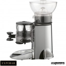 Vista 2 Molinillo café expreso CITRANQUILO con dosificador