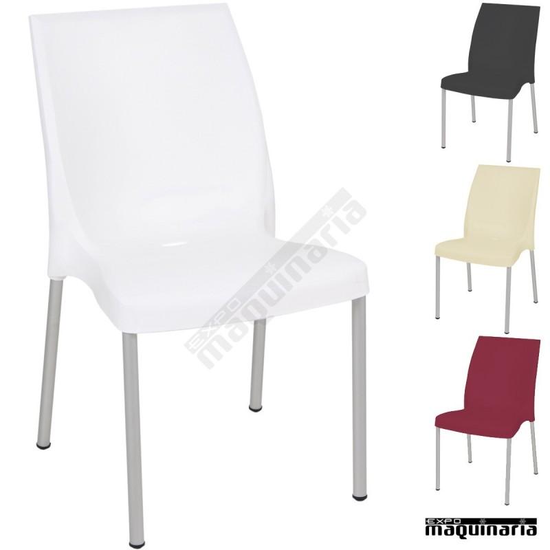 Comprar sillas de plastico baratas las opiniones sobre for Sillas apilables baratas