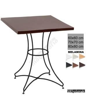 Mesa hostelería melamina 3R004