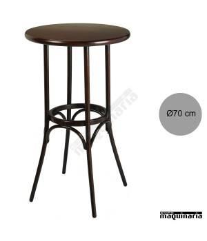 Mesa alta madera 4R9