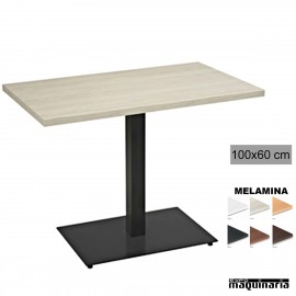 Mesa bar base rectangular 3R023ME