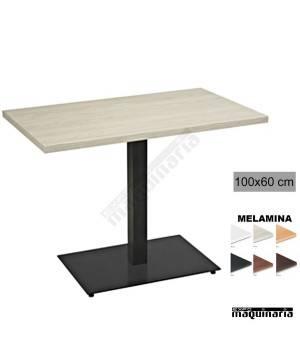 Mesa bar base rectangular 3R023ME