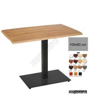 Mesa restaurante rectangular 3R023SM
