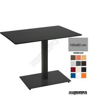 Mesa rectangular restaurante 3R023CO