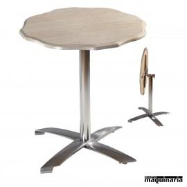 Mesa de aluminio para Terraza FAPISA4-R