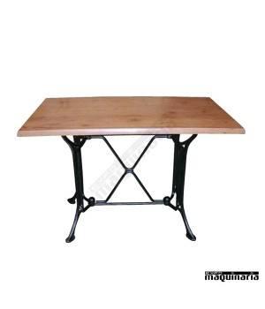 Mesa para Terraza hierro fundido PPLOVAINAR