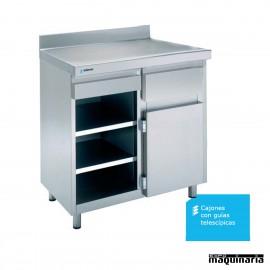 Mueble cafetero 2 estantes EDMAC1060-2E