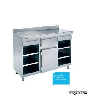 Mueble para cafetera 2 estante EDMAC1560-2E
