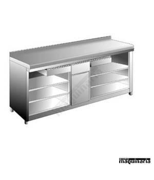 Mueble para cafetera 2 estante EDMAC2560-2E