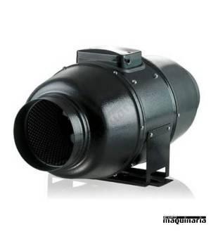 Ventilador de conducto con silenciador ATTT200S