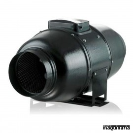 Ventilador de conducto con silenciador ATTT250S