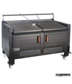 Barbacoa carbon hierro fundido ARBBQ-M150
