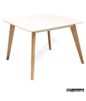 Mesa madera hosteleria DL117