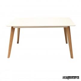 Mesa madera hosteleria DL116