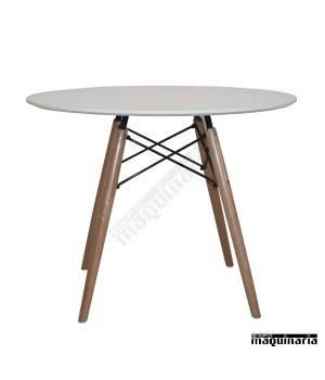 Mesa redonda madera DL231