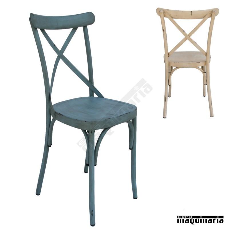 silla vintage acero dlbrigantique sillas de bar sillas de