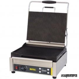 Grill plancha con temporizador NIL518