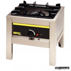 Fogón cocina de gas natural NIL493