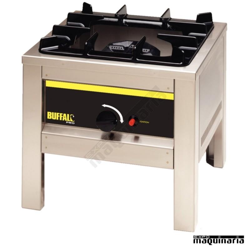 Fog n cocina de gas propano nil492 muy potente para freir for Fogones industriales a gas