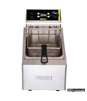 Freidora eléctrica uso intensivo 5 litros NIL490
