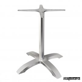 Base de aluminio para mesa NIGG660