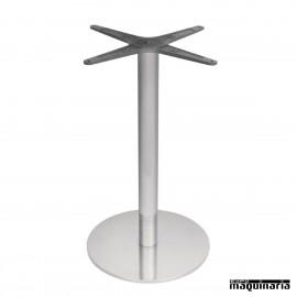 Base acero inoxidable para mesa redonda NIGK992