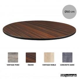 Tablero compacto para terraza NIDM027 medidas y colores