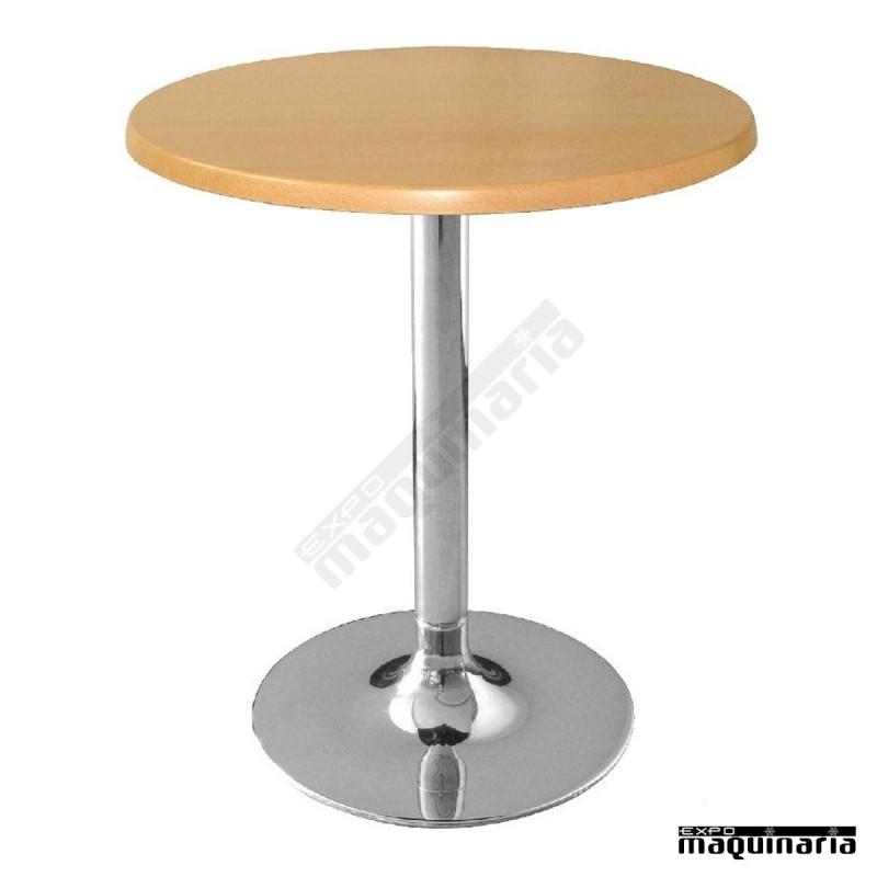 Tableros para mesas werzalit redondo niu550 muy resistente - Tableros para mesas ...