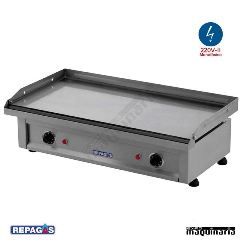 Maquinaria de hosteleria plancha electrica e 84 for Plancha electrica cocina