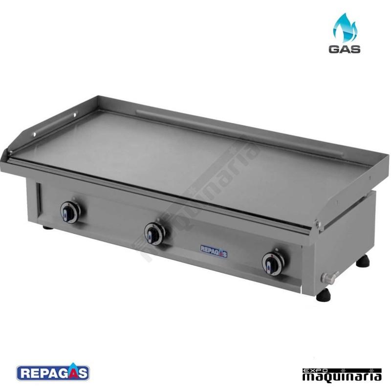 Plancha a gas para hosteleria repg140 - Plancha para cocina a gas ...