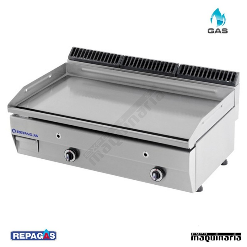 Plancha repagas pg950 a gas for Plancha industrial