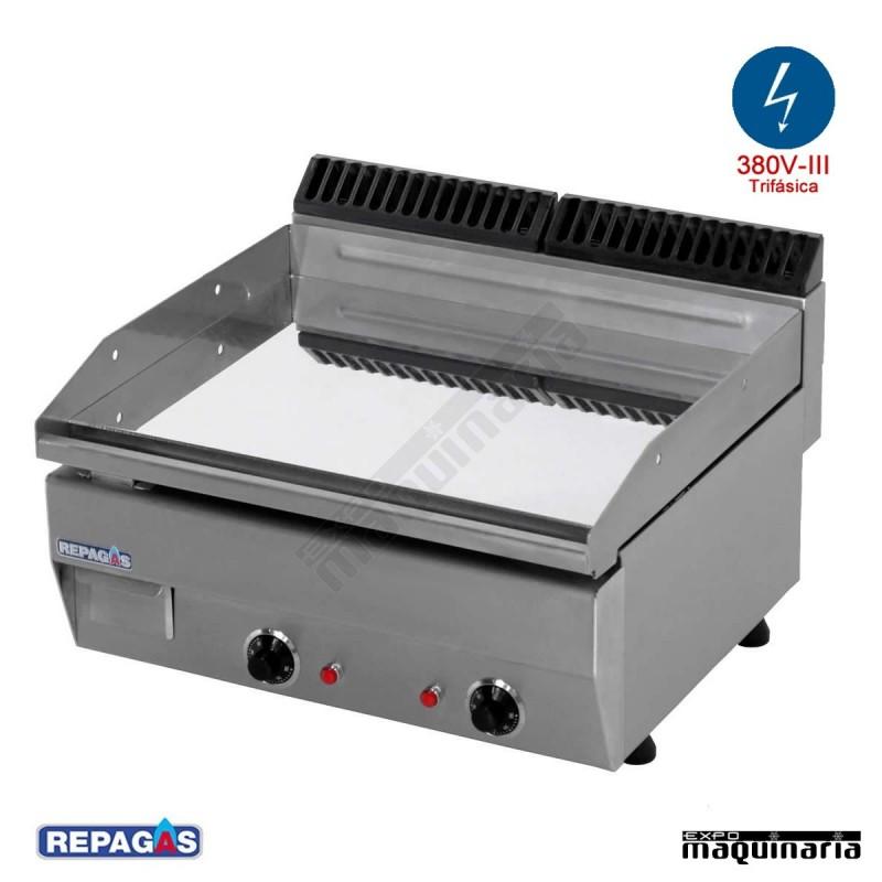 Maquinaria de hosteleria plancha electrica e 45 con - Plancha industrial para cocina ...