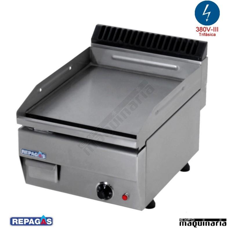 Maquinaria hosteleria plancha electrica industrial e 45 for Plancha electrica cocina