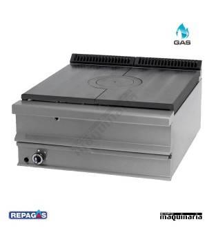 Cocina industrial Repagas CG-910/RM un quemador de gas