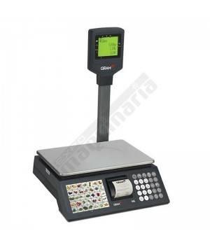 Balanza Comercial con ticket GRM4-15P