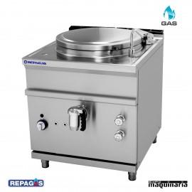 Marmita a gas modular calentamiento directo RGMG760