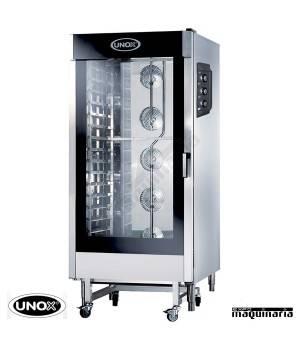 Horno eléctrico Unox BAKERLUX manual UNXB1083