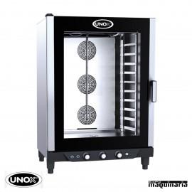 Horno eléctrico Unox BAKERLUX manual UNXB893