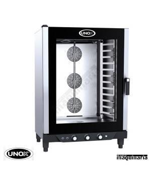 Horno eléctrico Unox CHEFLUX manual UNXV893 GN1/1