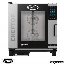 Horno eléctrico combinado GN1/1 UNOX UNXEVC0711EPR