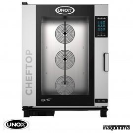 Horno eléctrico combinado GN2/1 UNOX UNXEVC1021EPR