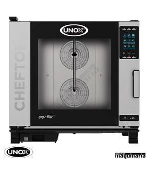 Horno eléctrico combinado GN2/1 UNOX UNXEVC0621EPR
