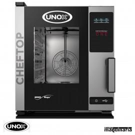 Horno eléctrico compact GN2/3 UNOX UNXECC0523E1R